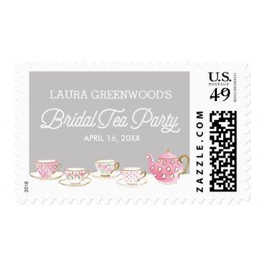 Chic Bridal Tea Party |  Postage
