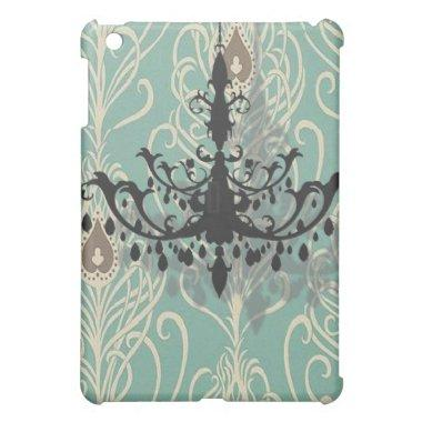 Chic Damask Chandelier  Gifts iPad Mini Case
