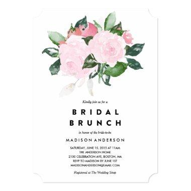 Chic Romance |  Brunch