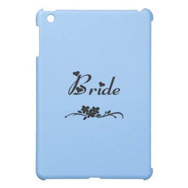 Classic Bride iPad Mini Cover