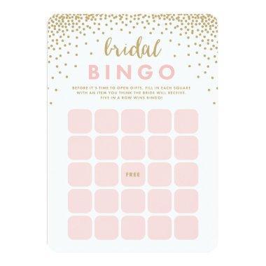 Confetti Shower | Bridal Bingo