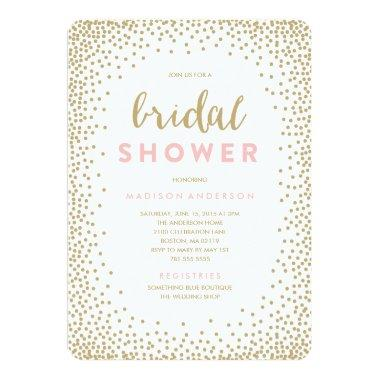 Confetti Shower | Bridal Shower Invitations