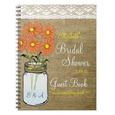 Country  Guest Book- Spiral Notebook