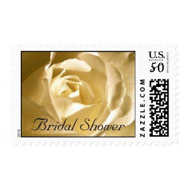 Cream Rose  Postage