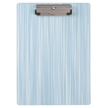 Create Own Personalized Gift |Baby Blue Watercolor Clipboard