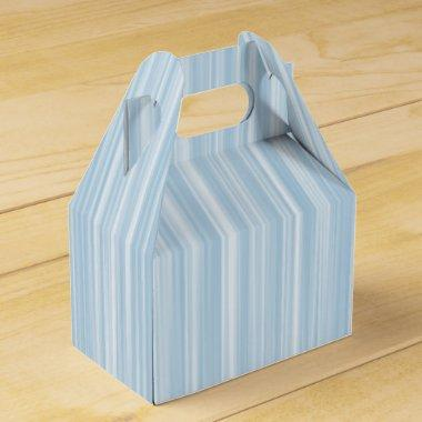 Create Own Personalized Gift |Baby Blue Watercolor Favor Box