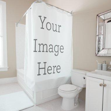 Create Your Own Shower Curtain