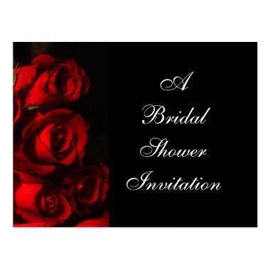 """""""Crimson Bouquet"""" [a] -  Invitation Post"""