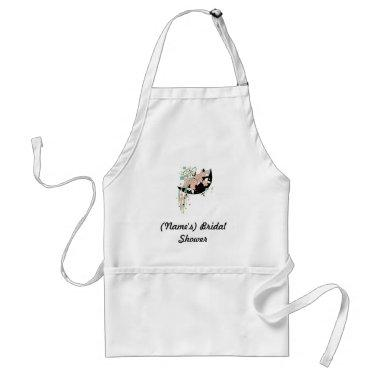 Custom  Apron-Use as guestbook! Adult Apron
