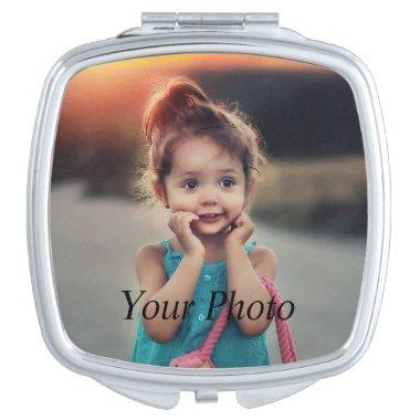 Custom Photo Mirror For Makeup