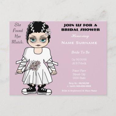 Cute and funny bridal shower Invitations