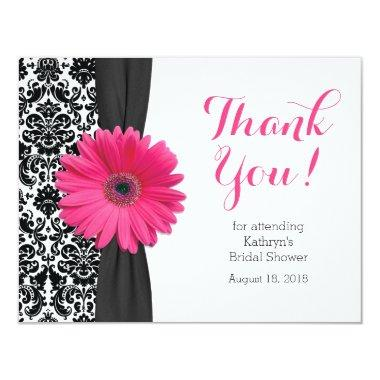 Daisy  Thank You  | Damask Gerber