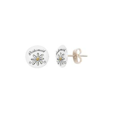 Daisy Bridesmaid Earrings