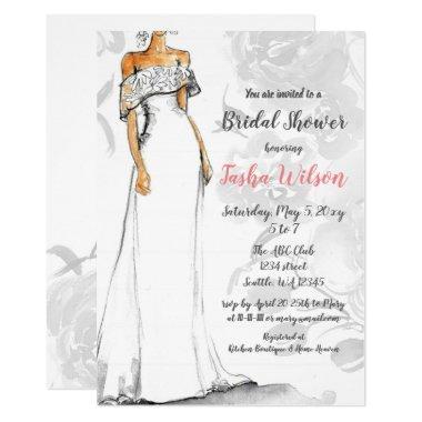 Designer Wedding Dress Elegant