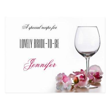 Elegant Bridal Love Recipe Post