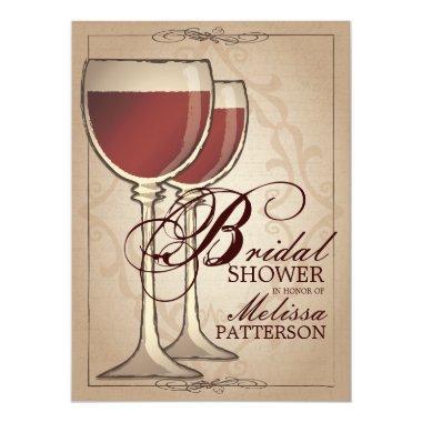 Elegant Wine Themed
