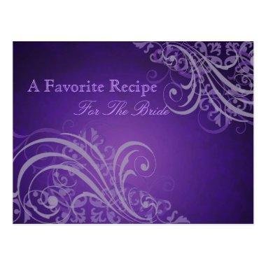 Exquisite Baroque Purple  Recipe