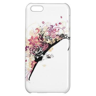 Fair Lady Birthday Bridal Shower Party Favor iPhone 5C Cover