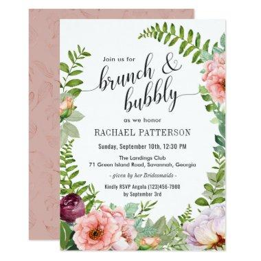 Fantasy Floral Brunch and Bubbly