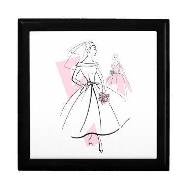 Fashion Bride Pink Group gift box