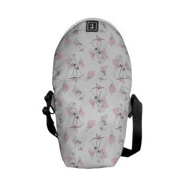 Fashion Bride Pink Group Multi messenger bag mini