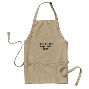 Fatsi & TonySept. 7th, 2007 Adult Apron
