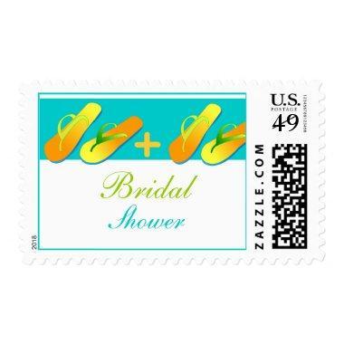 Flip-Flops  Postage Stamps