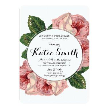 Floral Bride Shower