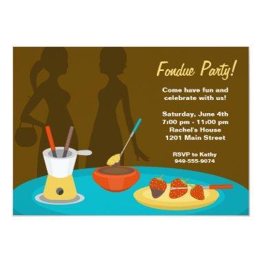 Fondue Party