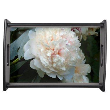 Forever Peony Serving Tray