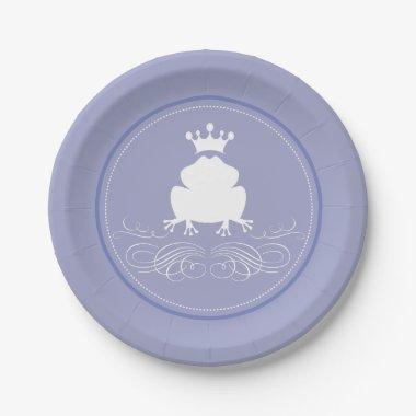 Frog Prince Charming |  Paper Plate