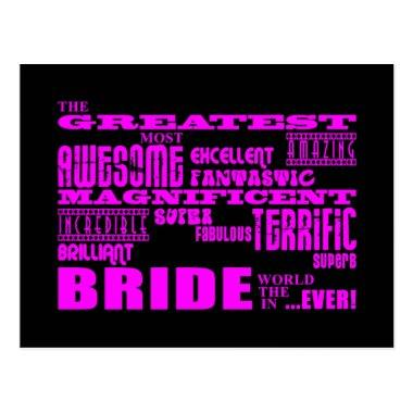 Fun Gifts for Brides : Greatest Bride PostInvitations