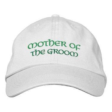 Fun Irish Mother of the Groom Wedding Hat