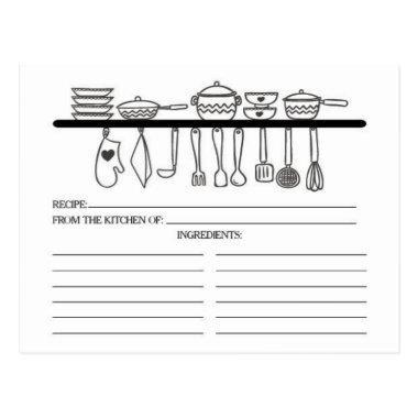 Fun Kitchen Gadgets  Recipe