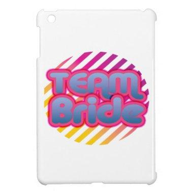 Funny Bachelorette Party Gifts Brides iPad Mini Cover