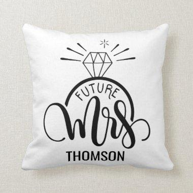 Future MRS - Personalized engagement pillow