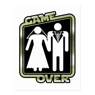 Game Over Post