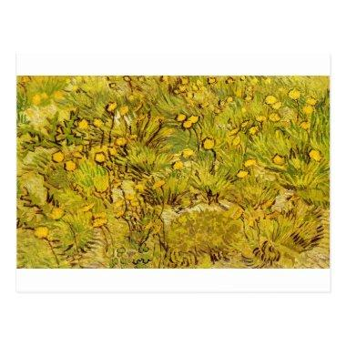 Gogh Yellow Blossoms Whimsical Wedding Personalize Post