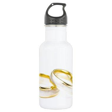 Golden Chic Stylish  Stainless Steel Water Bottle