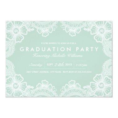 Graceful Lace Grad Party
