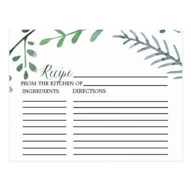 Green Rustic Wreath  Recipe