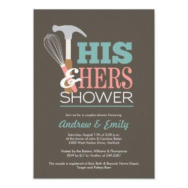 Handy Couple Shower