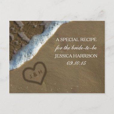 Heart In The Sand Beach  Recipe
