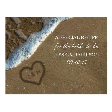Heart In The Sand Beach  Recipe