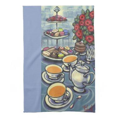 High Tea Towel