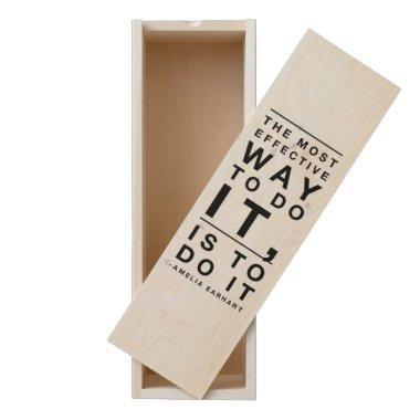 Inspirational Wine Box