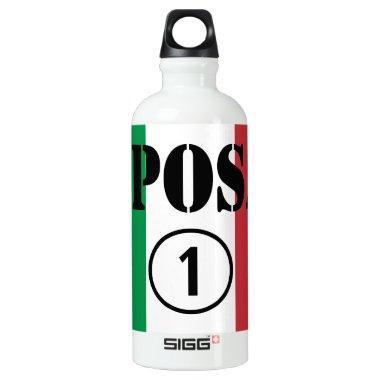 Italian Brides : Sposa Numero Uno Aluminum Water Bottle