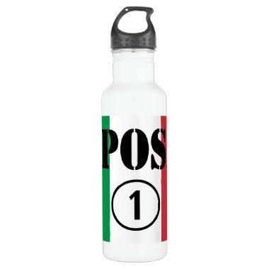 Italian Brides : Sposa Numero Uno Water Bottle
