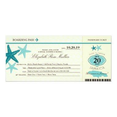 Jamaica  Boarding Pass