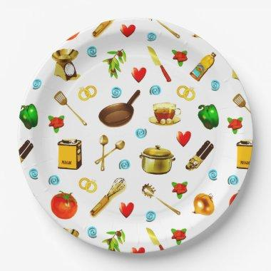 Kitchen  Paper Plate